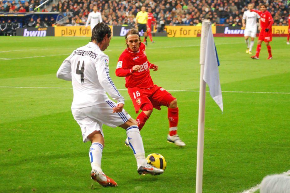 Sergio Ramos spanish soccer player