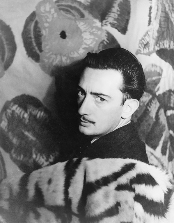Salvador Dalí in 1939