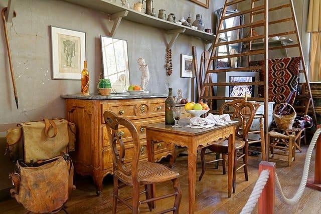 Atelier Cézanne in Aix-en-Provence