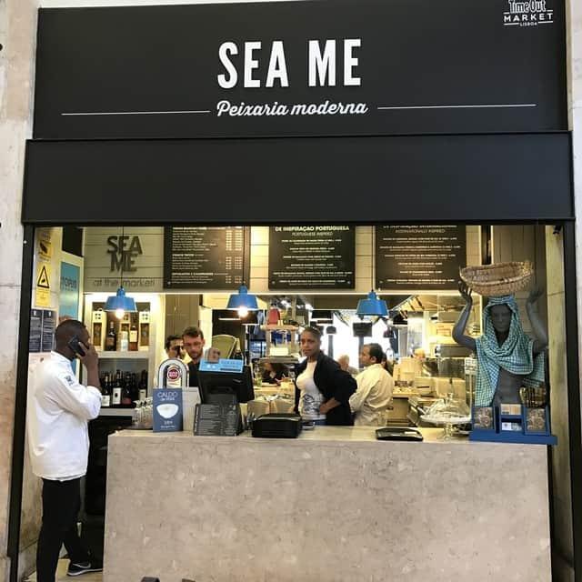 Sea Me restaurant