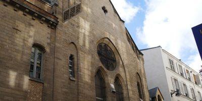 La Crypte du Martyrium de Saint Denis
