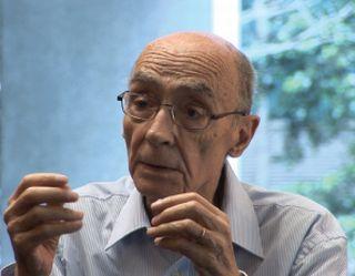 José Saramago in 2008