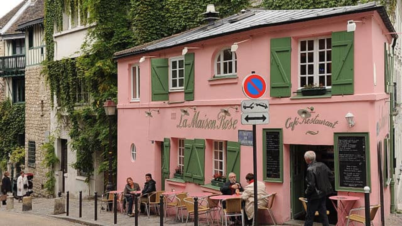 Top 10 Historical Facts about La Maison Rose - Discover Walks Blog