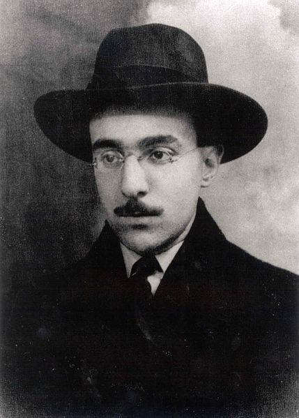 Fernando Pessoa in 1914