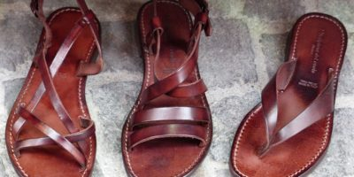 Portuguese leather shoes