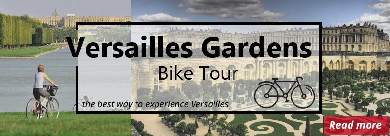 Versailles Bike Tour 2019