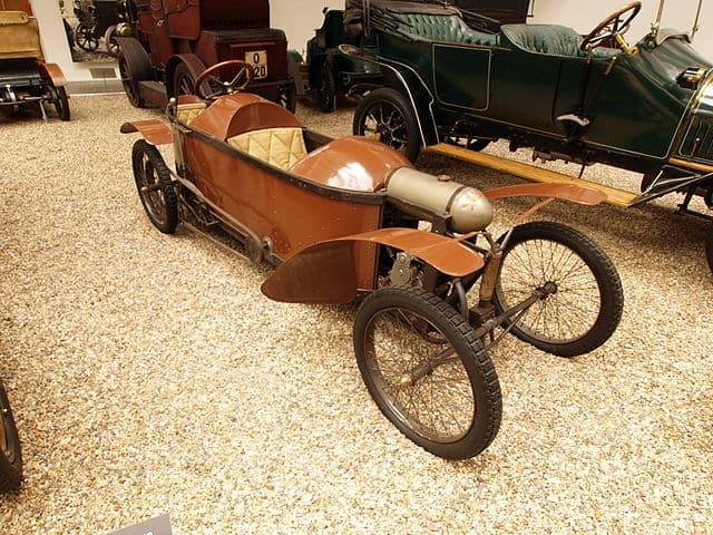 1912 Bédélia BD-2 cyclecar