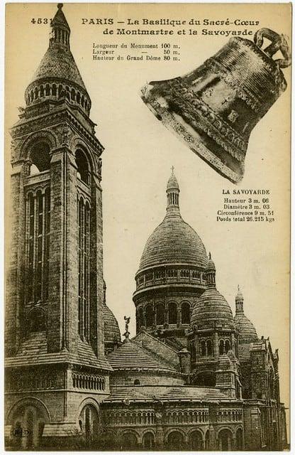 Sacre Coeur bell