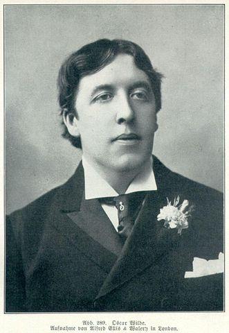 Oscar Wilde by Alfred Ellis & Walerie, 1892
