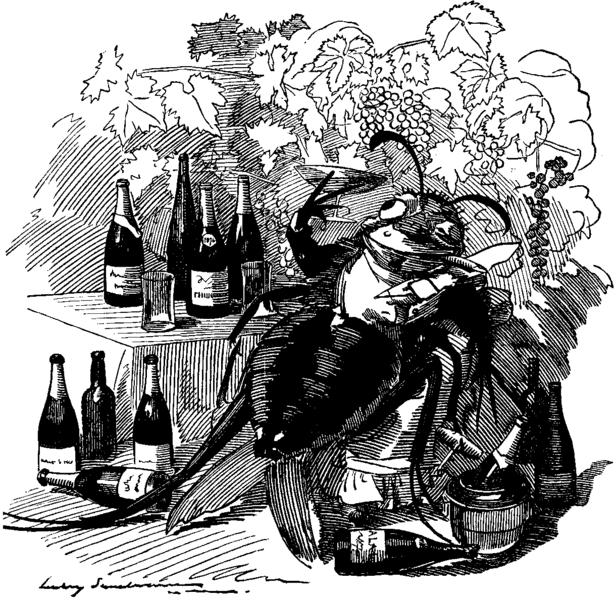 Phylloxera cartoon