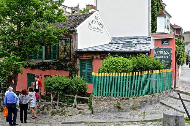 Au Lapin Agile, Montmartre
