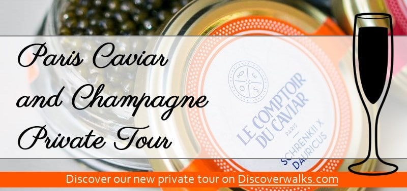 Caviar and Champagne Tour