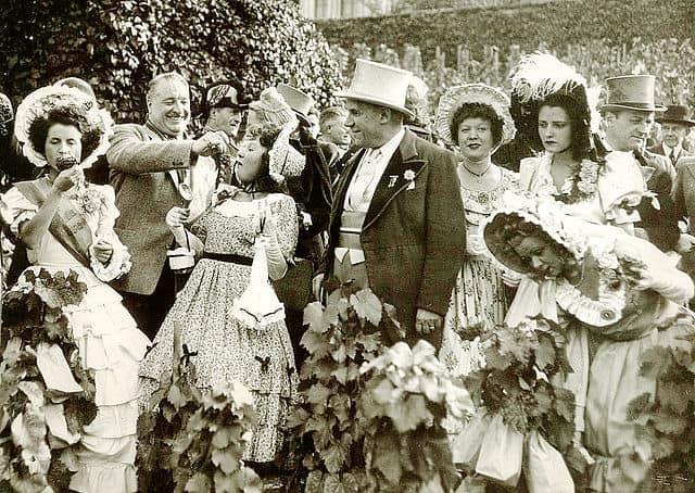 La Fête des Vendanges in 1939