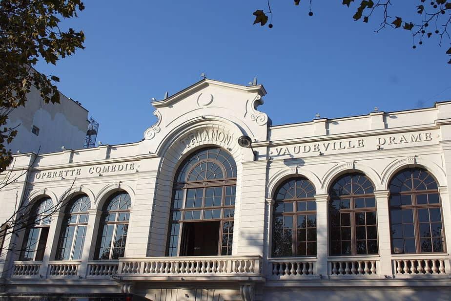 Trianon Paris