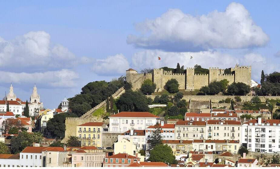 San Pedro de Alcantara in Lisbon