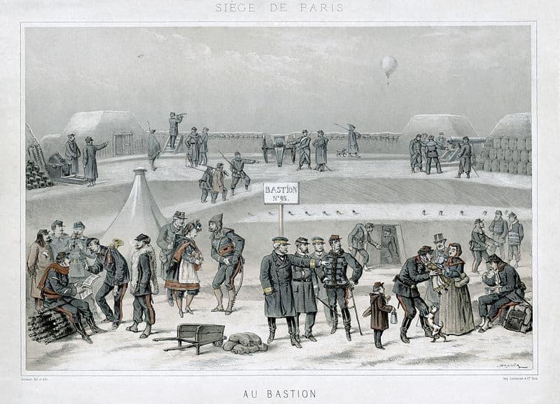 Siege de PAris