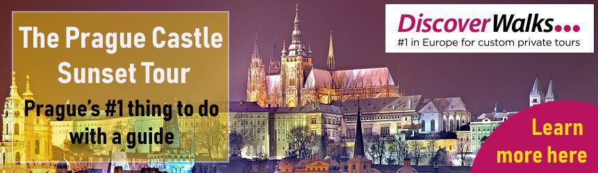 Visit Prague with Discover Walks