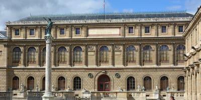 lÉcole-Nationale-Supérieure-des-Beaux-Arts, Paris 6ème arrondissement, France