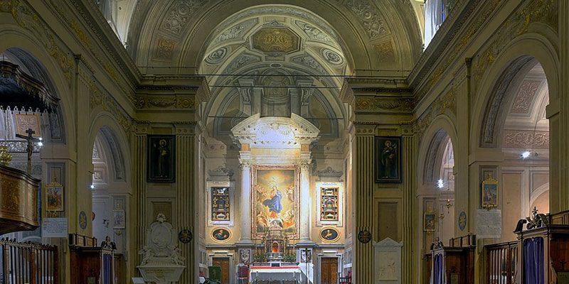 Church of Santa Maria della Concezione Rome