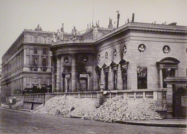 the Palais de la Légion d'honneur