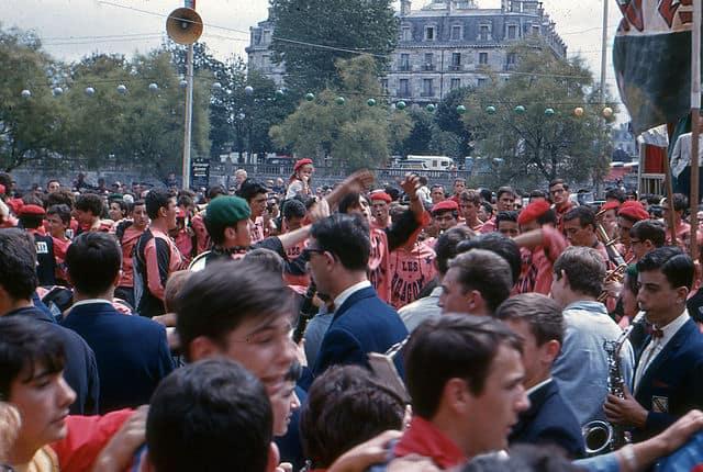 Les Fêtes de Bayonne in 1965