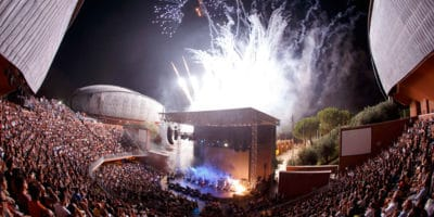Auditorium Parco della Musica Rome Summer Fest festival