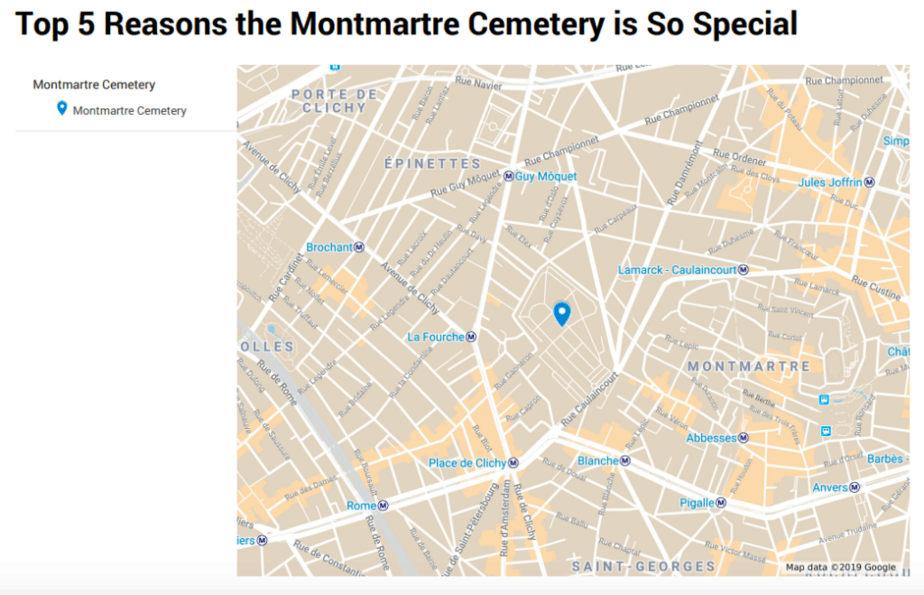 Top 5 Reasons the Montmartre Cemetery is So Special
