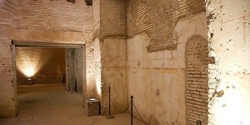 Golden House Domus Aurea Rome