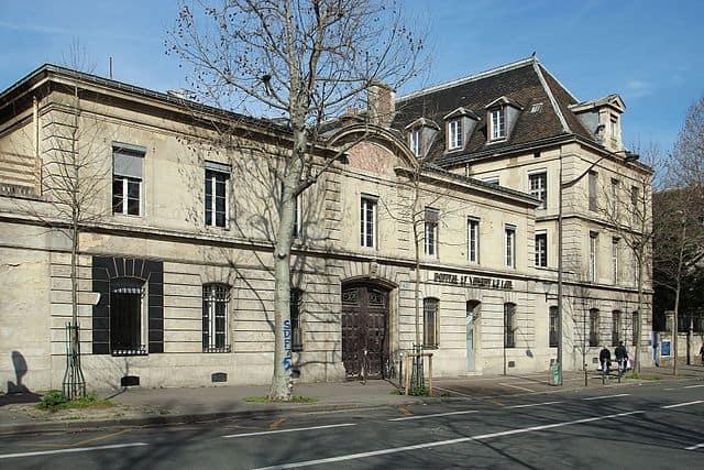 Saint-Vincent-de-Paul hospital
