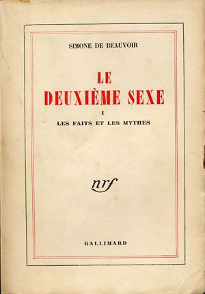 The Second Sex original French version