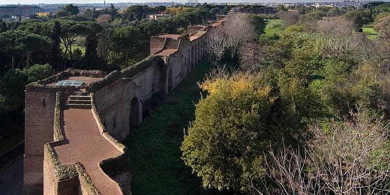 Museo delle Mura Rome Italy