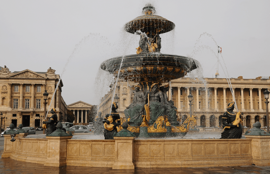 Top 5 Most Beautiful Fountains In Paris Discover Walks Blog