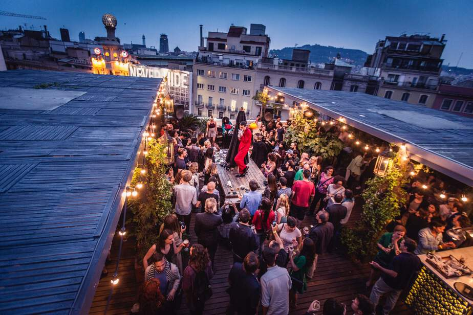 Top 5 Rooftop Bars In Barcelona Discover Walks Blog