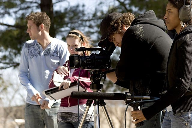 Film Director and Crew