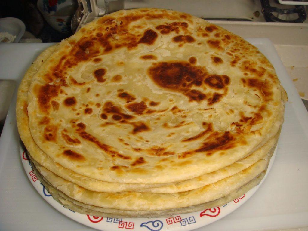 Kenyan-Chapati