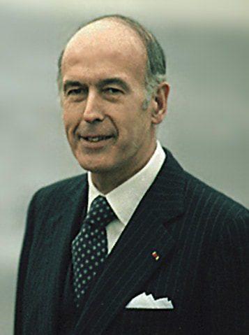 president Valery Giscard d'Estaing