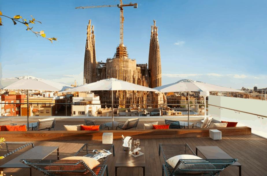 Top 5 Rooftop Bars In Barcelona Discover Walks Blog