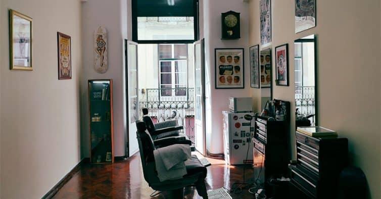 hairdresser in Lisbon