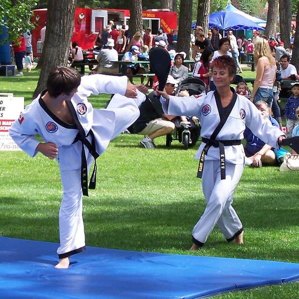 Martial Arts in Lisbon