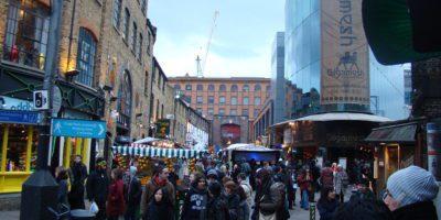 Camden Market Stalls