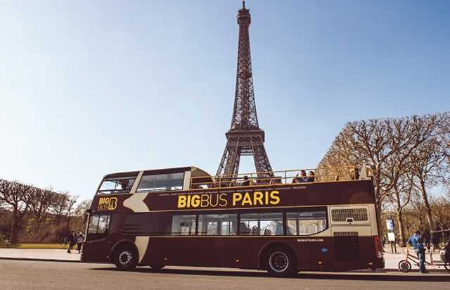 The BigBus Paris: what to expect? - Discover Walks Blog