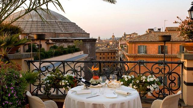 Rome S Top 5 Rooftop Bars Discover Walks Blog