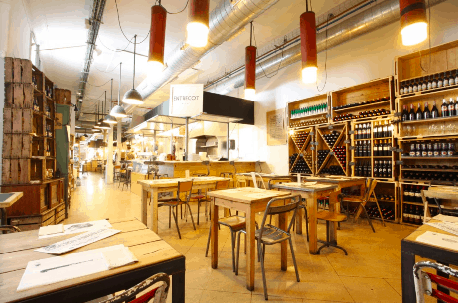 Top Organic Cafes And Restaurants In Barcelona Discover