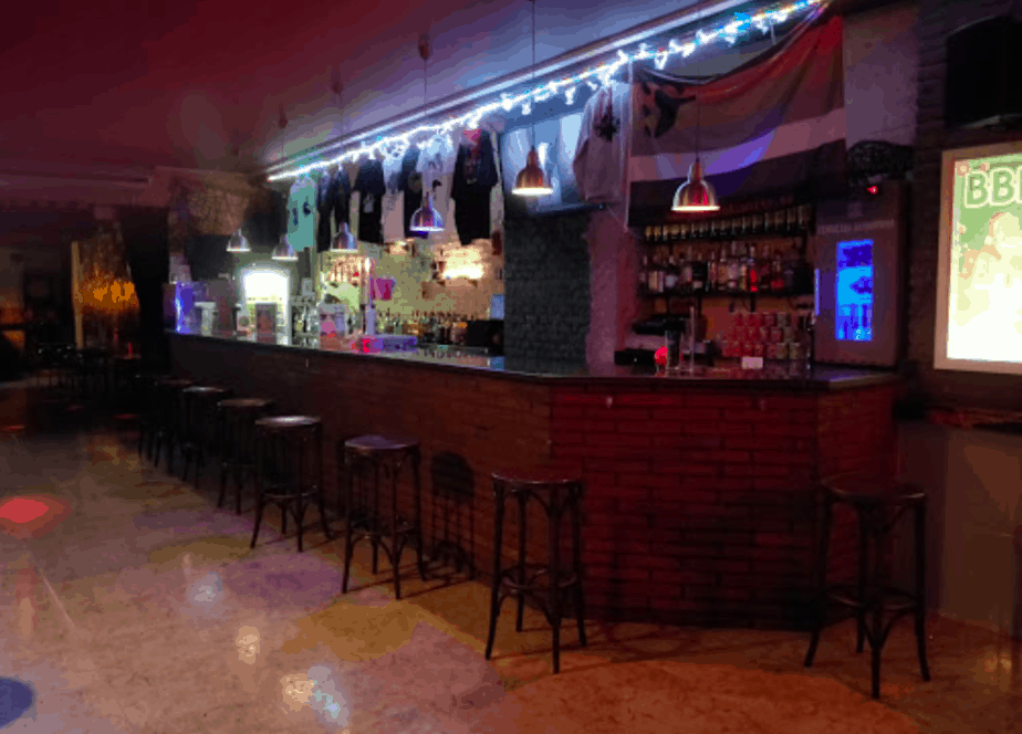 gay bar barcelona la rambla