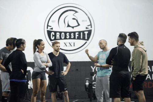 xxicrossfit gym in LIsbon