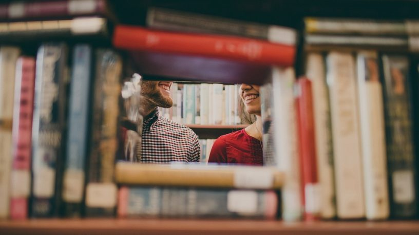 Five books to be happy