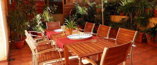 Barcelona Central Garden Hostel