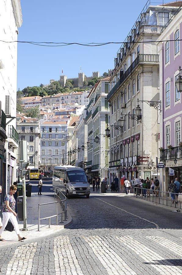 Rua da Betesga