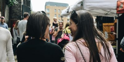 London Market - Image sourced from Unsplash