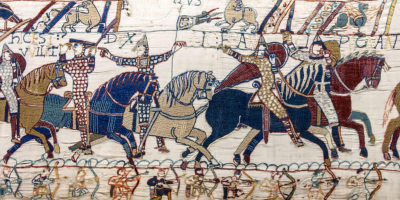 Hastings on Bayeux Tapestry
